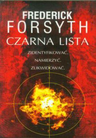 Okładka książki/ebooka Czarna lista
