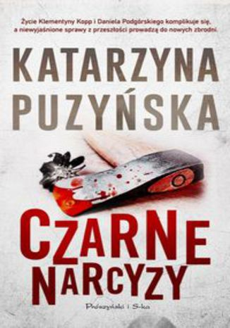 Ebook Czarne narcyzy