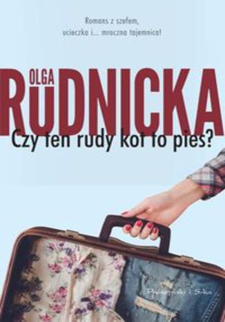 Ebook Czy ten rudy kot to pies?