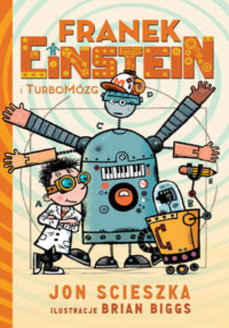 Ebook Franek Einstein i turbomózg