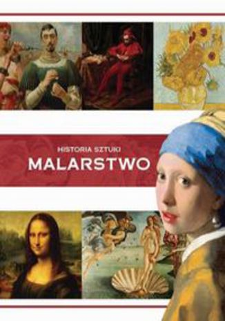 Okładka książki Historia sztuki Malarstwo