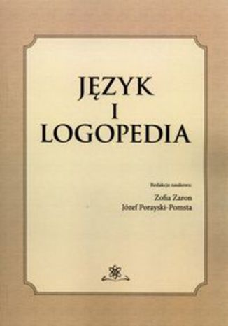 Ebook Język i logopedia