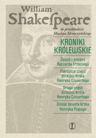 Okładka książki/ebooka Kroniki królewskie