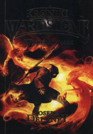 Okładka książki Kroniki Wardstone 4 Wiedźmi spisek