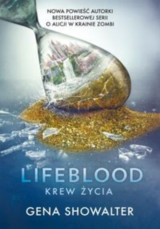 Ebook Lifeblood Krew Życia