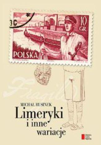 Okładka książki/ebooka Limeryki i inne wariacje