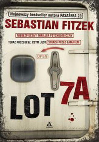 Okładka książki Lot 7A