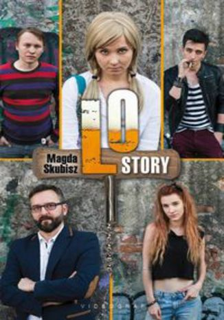 Okładka książki LO story