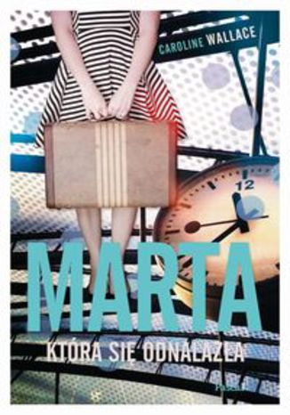 Okładka książki Marta, która się odnalazła