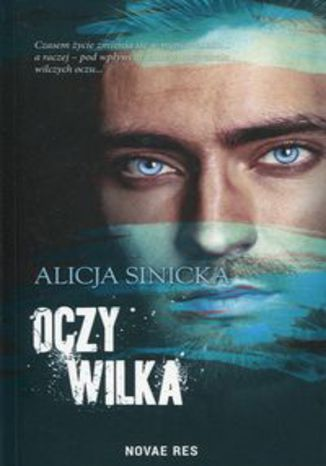 Okładka książki Oczy wilka