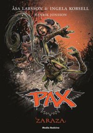 Okładka książki Pax Zaraza
