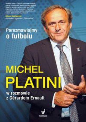 Okładka książki/ebooka Porozmawiajmy o futbolu