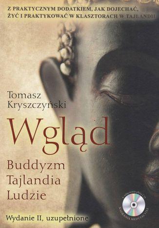 Okładka książki Wgląd. Buddyzm, Tajlandia, Ludzie. Wydanie II, uzupełnione