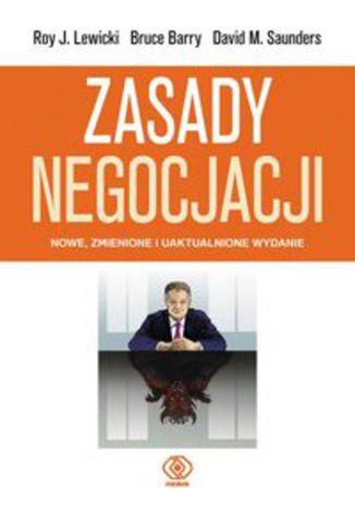 Okładka książki/ebooka Zasady negocjacji