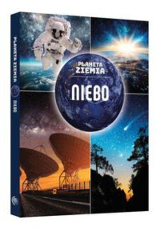 Okładka książki/ebooka Planeta Ziemia Niebo