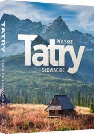 Okładka książki Tatry polskie i słowackie