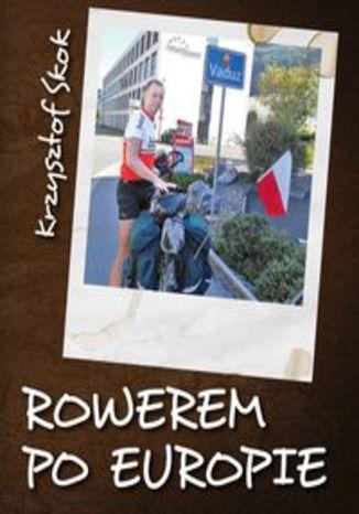 Okładka książki/ebooka Rowerem po Europie