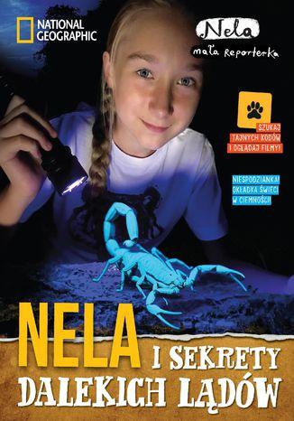 Okładka książki Nela i sekrety dalekich lądów