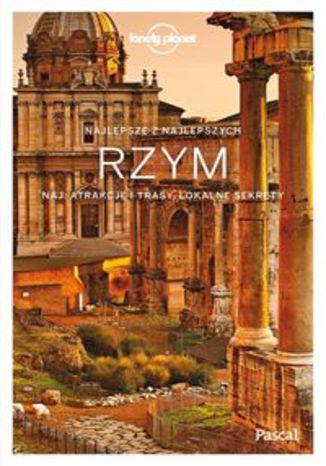 Okładka książki Rzym Lonely Planet