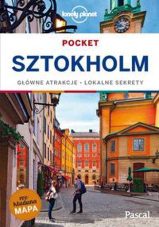 Okładka książki/ebooka Sztokholm pocket Lonely Planet