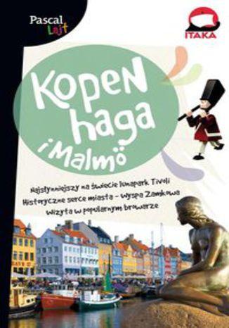 Okładka książki Kopenhaga i Malmo Pascal Lajt