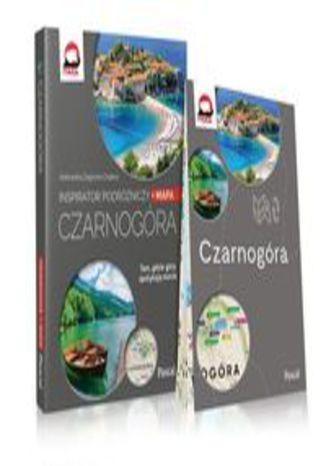 Okładka książki Czarnogóra Inspirator podróżniczy
