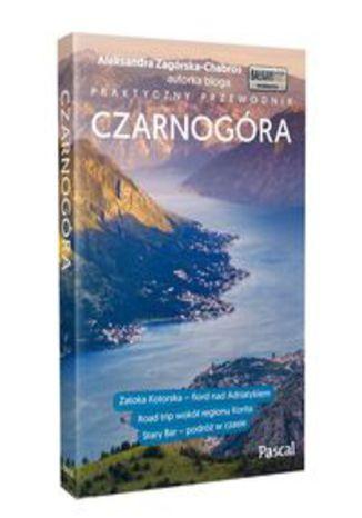 Okładka książki Czarnogóra Praktyczny przewodnik