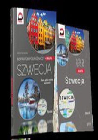 Okładka książki Szwecja Inspirator Podróżniczy