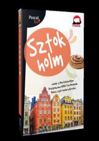 Okładka książki Sztokholm Pascal Lajt