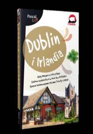 Okładka książki Dublin i Irlandia Pascal Lajt