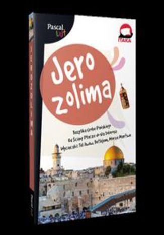 Okładka książki/ebooka Jerozolima PASCAL LAJT