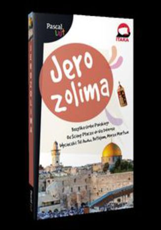 Okładka książki Jerozolima PASCAL LAJT