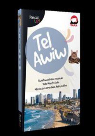 Okładka książki Tel Awiw Pascal Lajt