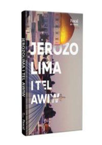 Okładka książki Jerozolima i Tel Awiw Pascal My Travel