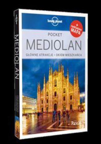 Okładka książki/ebooka Mediolan Lonely Planet