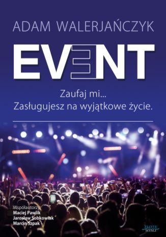 Okładka książki/ebooka Event