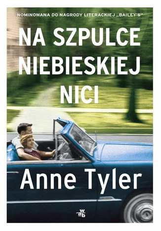 Okładka książki/ebooka Na szpulce niebieskiej nici