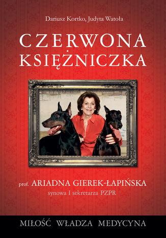 Okładka książki/ebooka Czerwona księżniczka