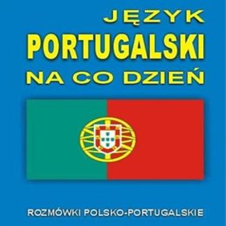 Okładka książki Język portugalski na co dzień
