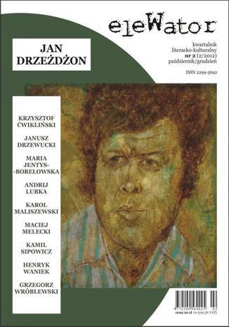 Okładka książki/ebooka eleWator 2 (2/2012) - Jan Drzeżdżon