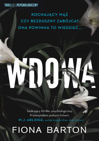 Okładka książki/ebooka Wdowa