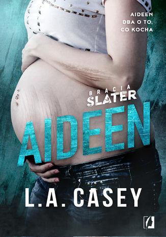 Okładka książki/ebooka Bracia Slater. Aideen
