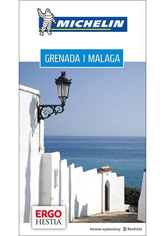 Okładka książki Grenada i Malaga. Michelin. Wydanie 1