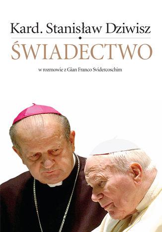 Okładka książki/ebooka Świadectwo