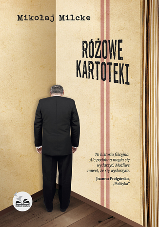 Okładka książki/ebooka Różowe Kartoteki