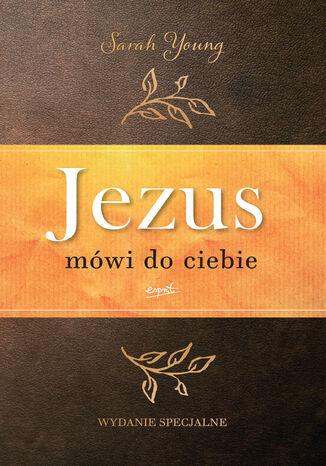 Okładka książki/ebooka Jezus mówi do ciebie
