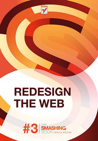 Okładka książki/ebooka Redesign The Web. Smashing Magazine