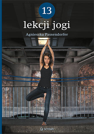 Okładka książki/ebooka 13 lekcji jogi