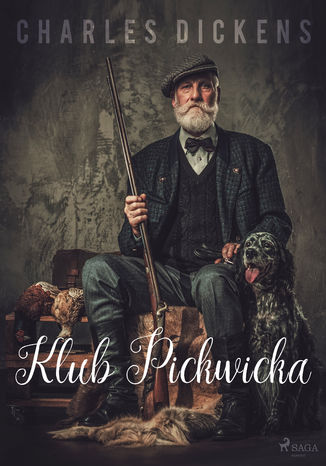 Okładka książki/ebooka Klub Pickwicka