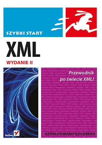 Okładka książki/ebooka XML. Szybki start. Wydanie II